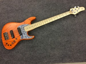 MB-2 Trans Orange(Satin Lacquer Finish)