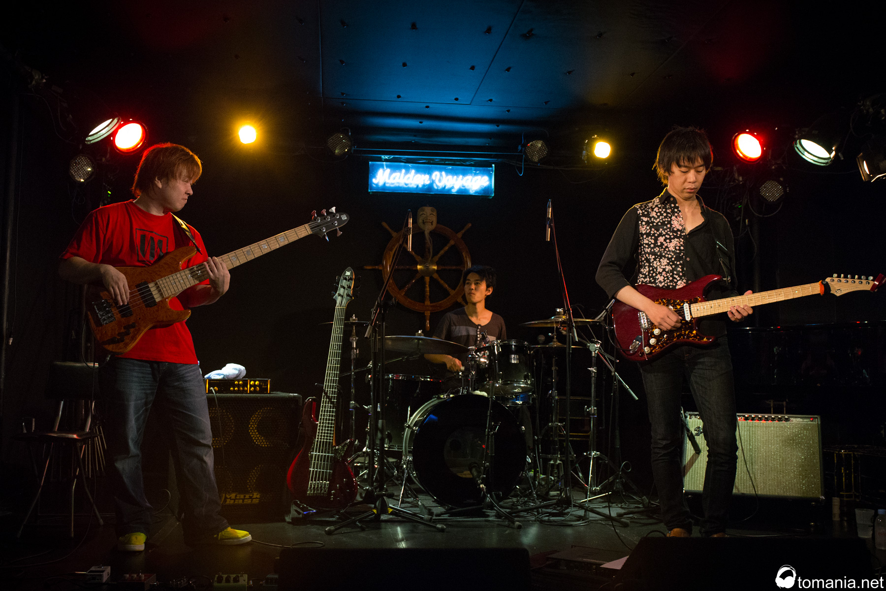 UKIYO BAND in 2015/07/25