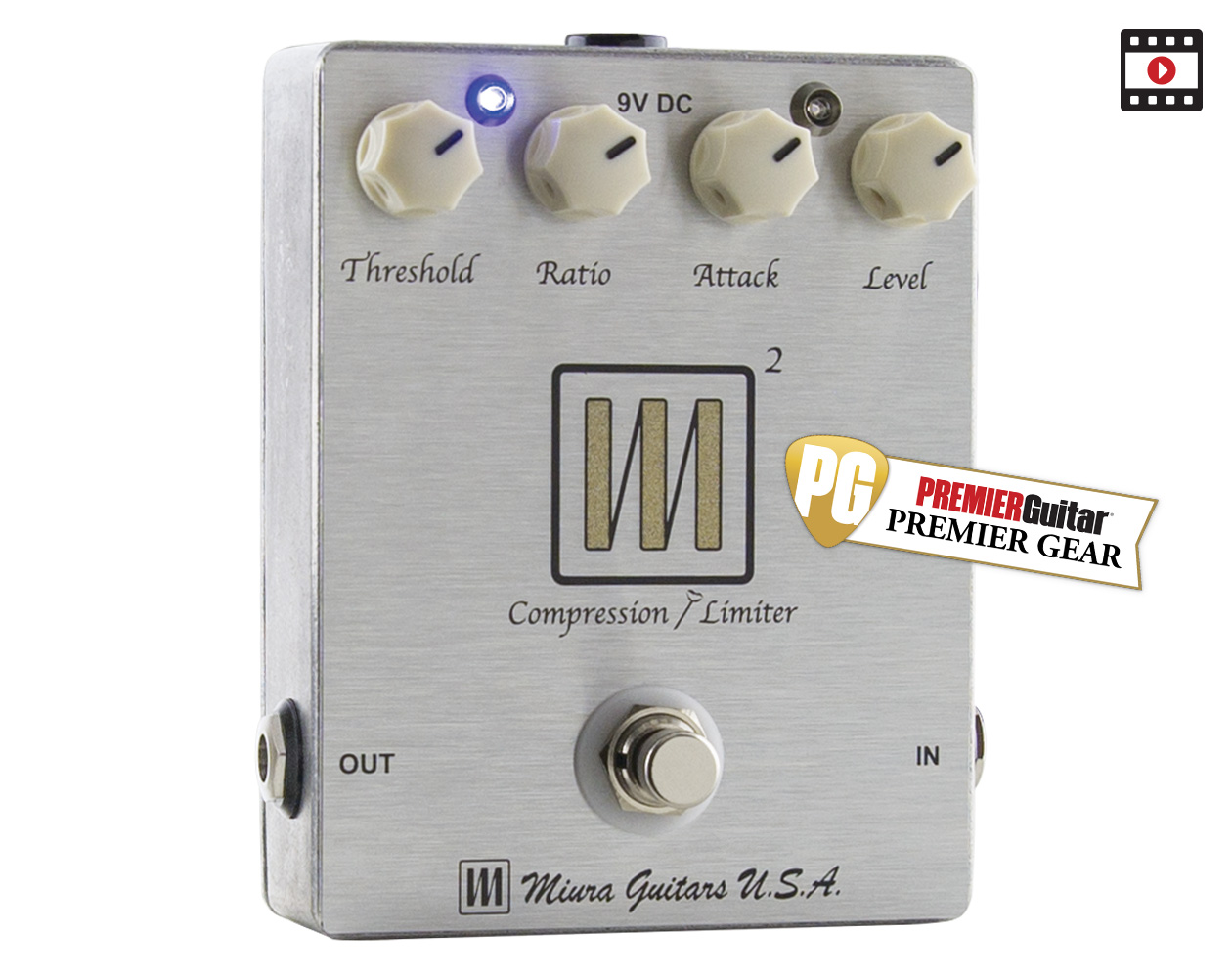 M2 Compression / Limiter won Premier Gear