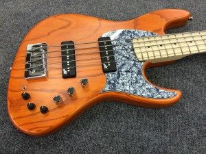 MB-2 Trans Orange (Satin Lacquer Finish)2