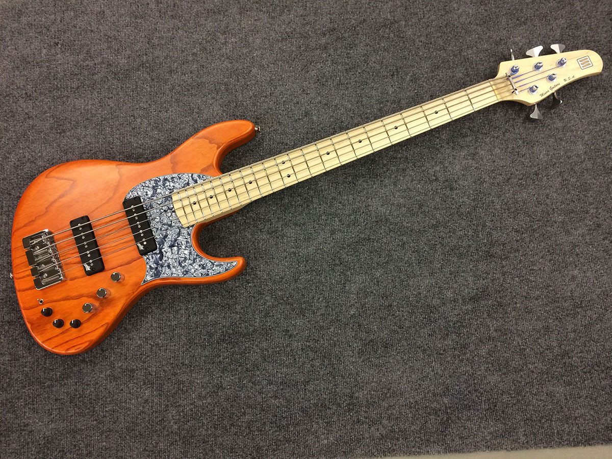 MB-2 5st #15 Trans Orange (Satin Lacquer Finish)