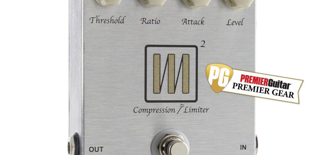 M2 Compression / Limiter won Premier Gear
